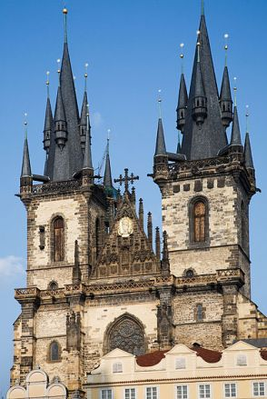 Tyn_Church_Old_Town_Square_Prague_